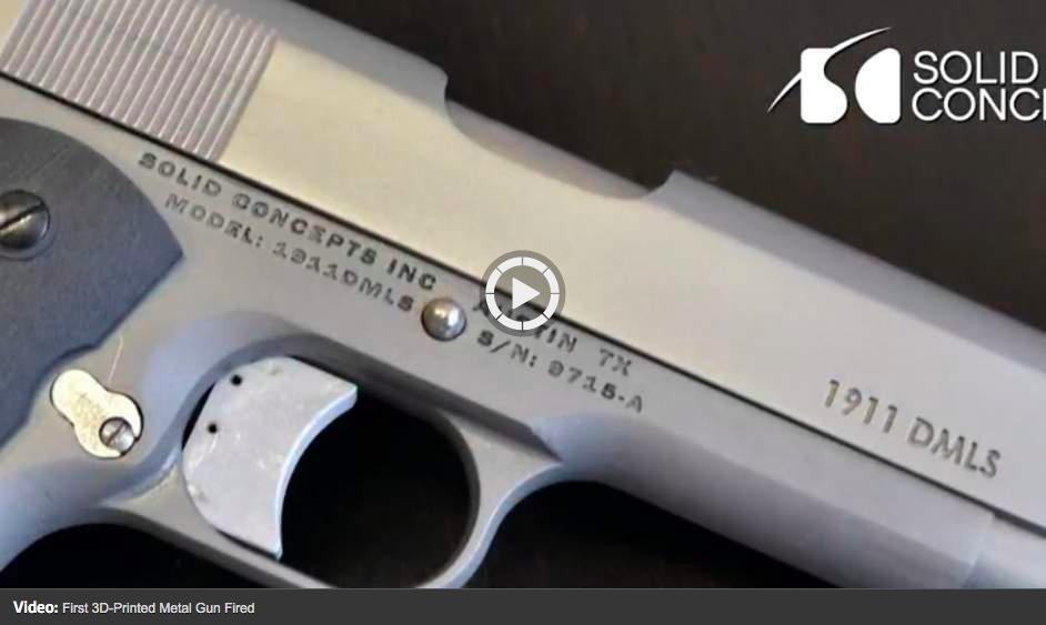 3D Gun-solid concepts