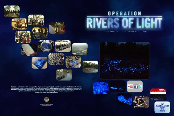 operation rivers of light 1