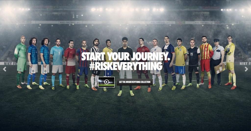 nike-risk everything-website