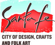 creative cities logo-UNESCO folk art-Santa Fe
