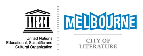creative cities logo-UNESCO literature-Melbourne