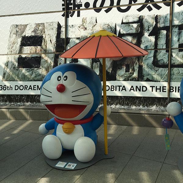 doraemon-birth of japan3-with qr code