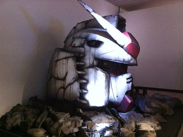 the art of gundam-exhibition3